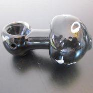 glass smoking weed pipe