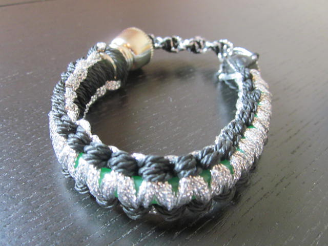 Amazing bracelet smoking weed pipe fit all sizes.