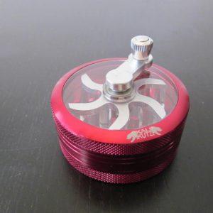 best red marijuana grinders